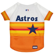 Houston Astros Dog Jersey - Throwback