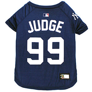 MLB Aaron Judge Dog Tee Shirt