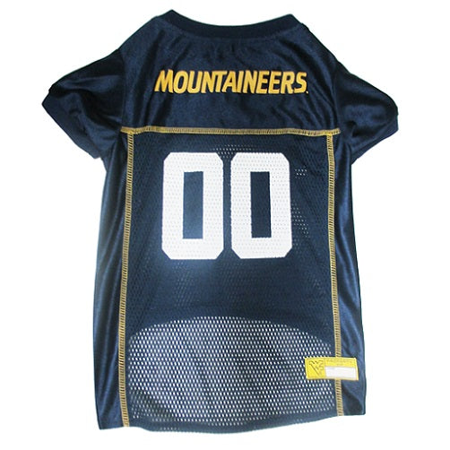 West Virginia Dog Jersey