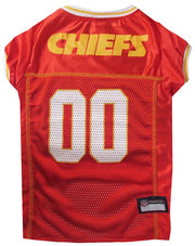 NFL Kansas City Chiefs Dog Jersey