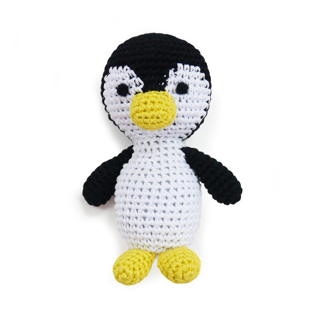 PAWer Squeaky Toy - Penguin Doll