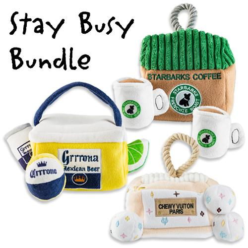 Stay Busy Bundle