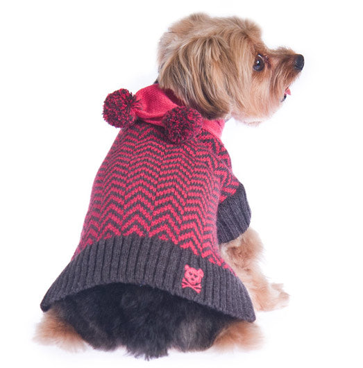 Varsity Girl Sweater w/ scarf