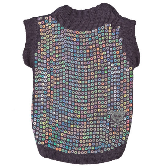 Party Girl Sequined Sweater