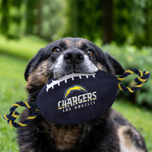 NFL Los Angeles Chargers Nylon Football Toy