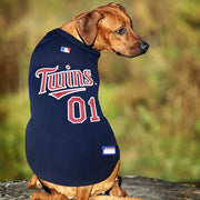 Minnesota Twins Dog Jersey