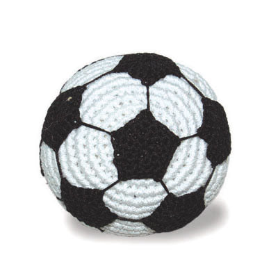 PAWer Squeaky Toy - Soccer