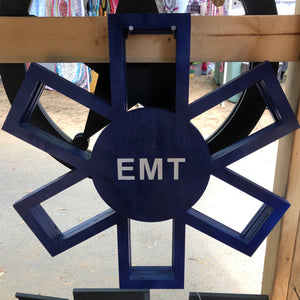 EMT Star Of Life - Downing Wood Works