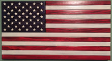 Load image into Gallery viewer, Traditional American Flag - Downing Wood Works