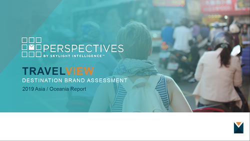 TRAVELVIEW 2019 Asia / Oceania Report