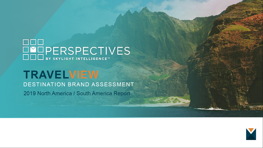TRAVELVIEW 2019 North America / South America Report