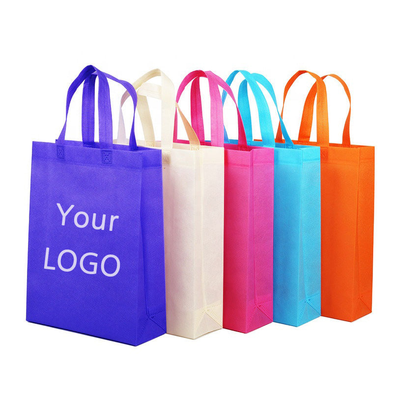 Promotional Eco-Friendly Non-Woven tote bag Marketing Tote bags.