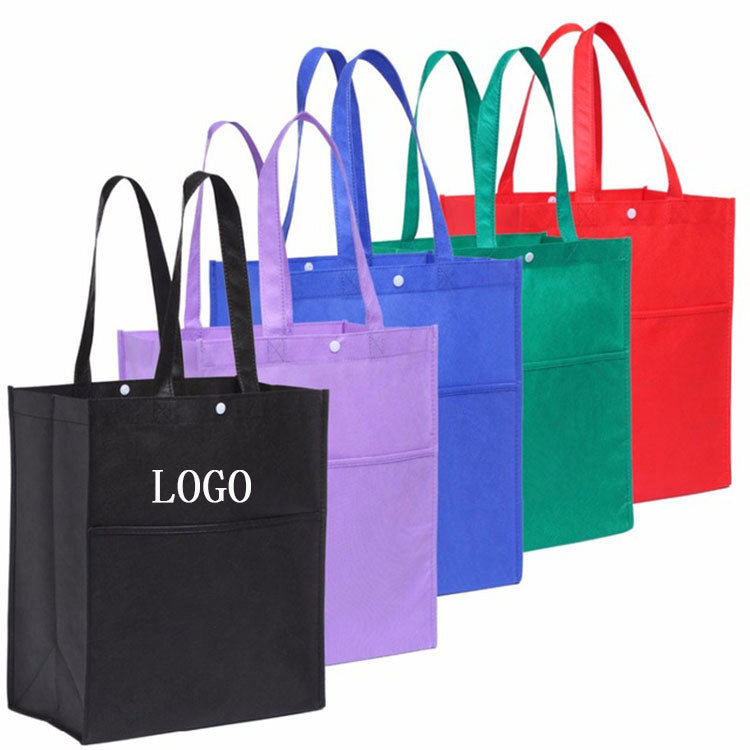 Eco-Friendly Non-Woven shopping tote bag--Medium Size