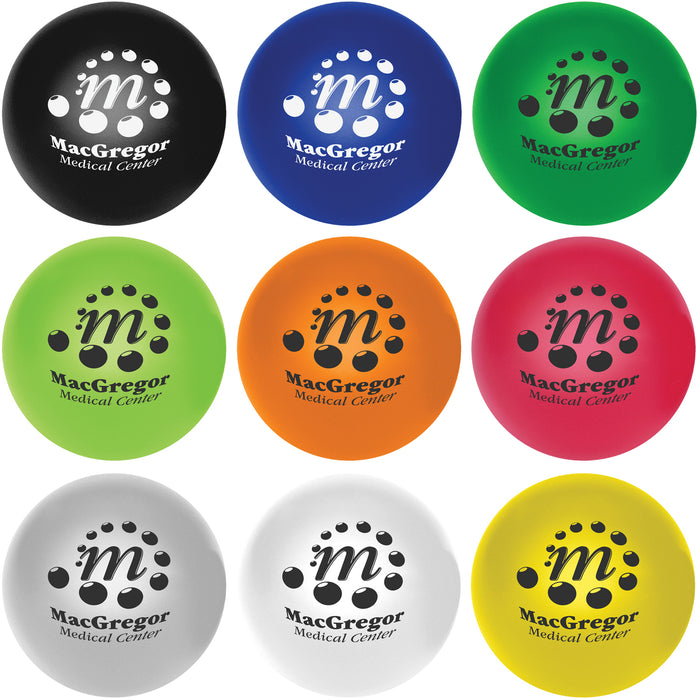 Custom Stress Relievers Soft PU Foam