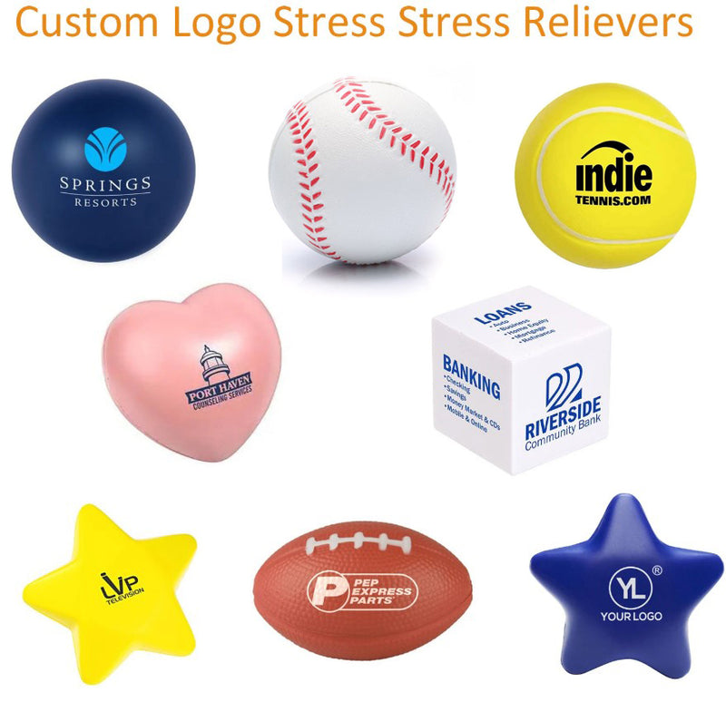star shape stress ball Sport stress ball Tennis Stress Ball Cube Stress Ball Custom Logo