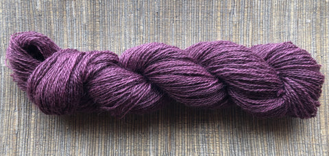 Finnsheep & Mohair Fingering Weight Yarn