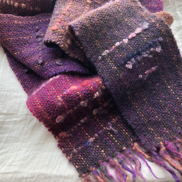 Scarves Handwoven