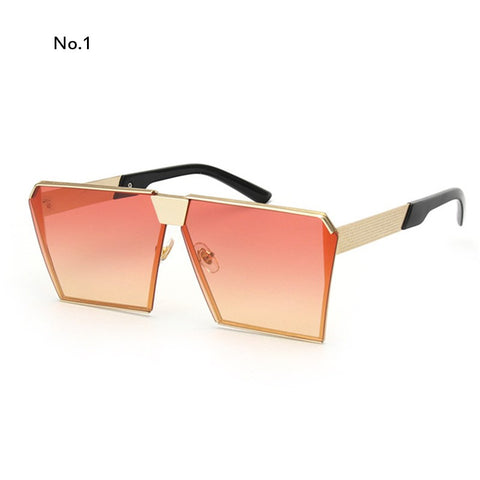 Oversize Fashion Women Sunglasses