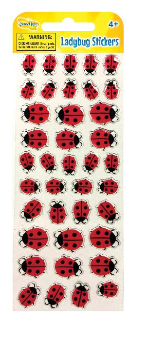Ladybug Stickers Special Offer! Includes 39 Chubby Stickers!
