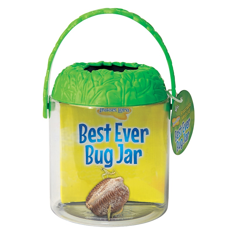 Best Ever Bug Jar Special Offer! (Egg Case Not Included)