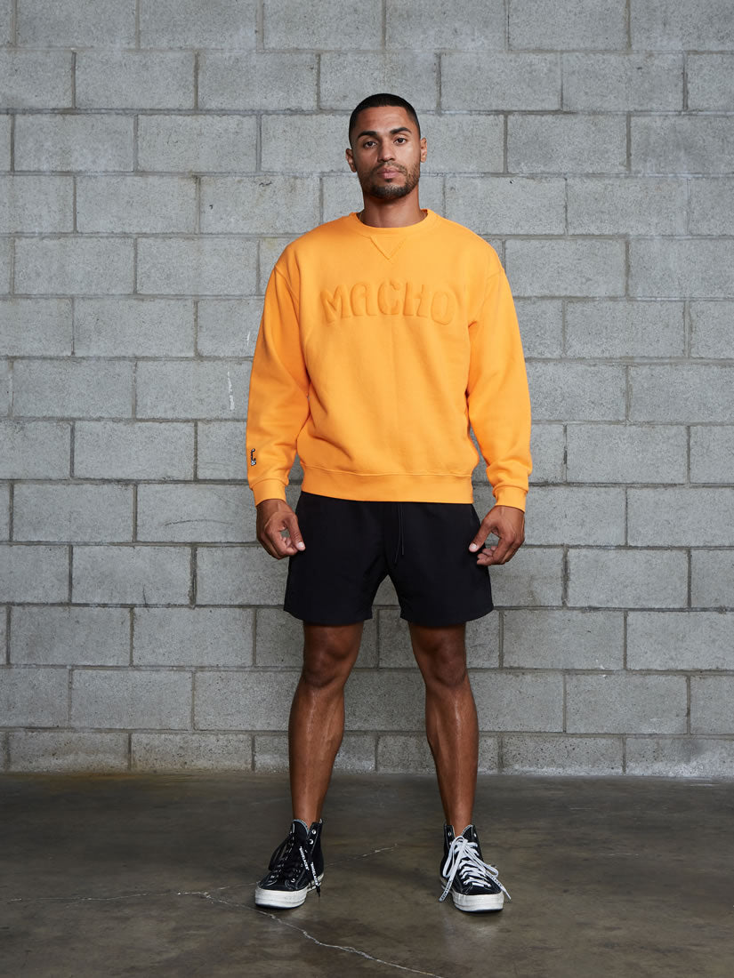 Macho Crewneck Sweatshirt