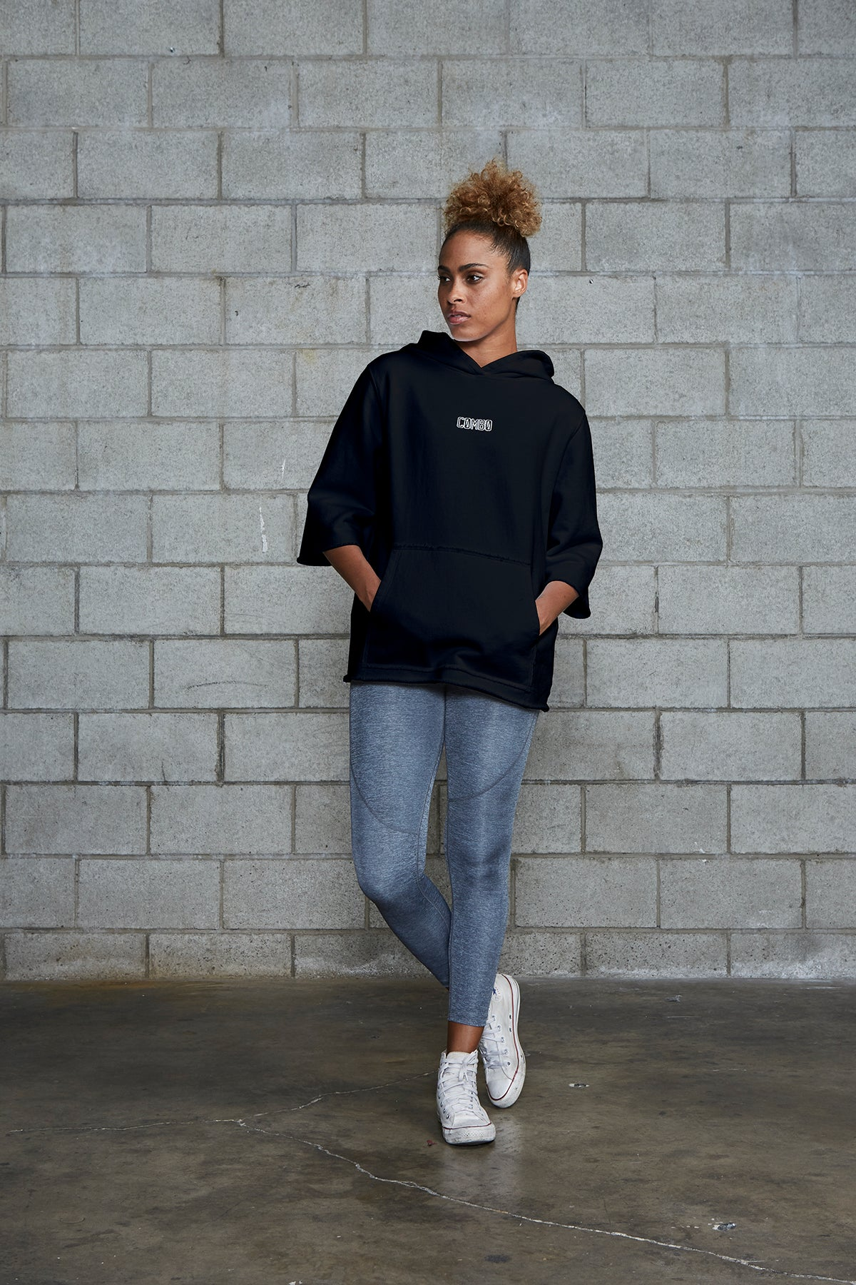 Super Maxx Hooded Sweatshirt