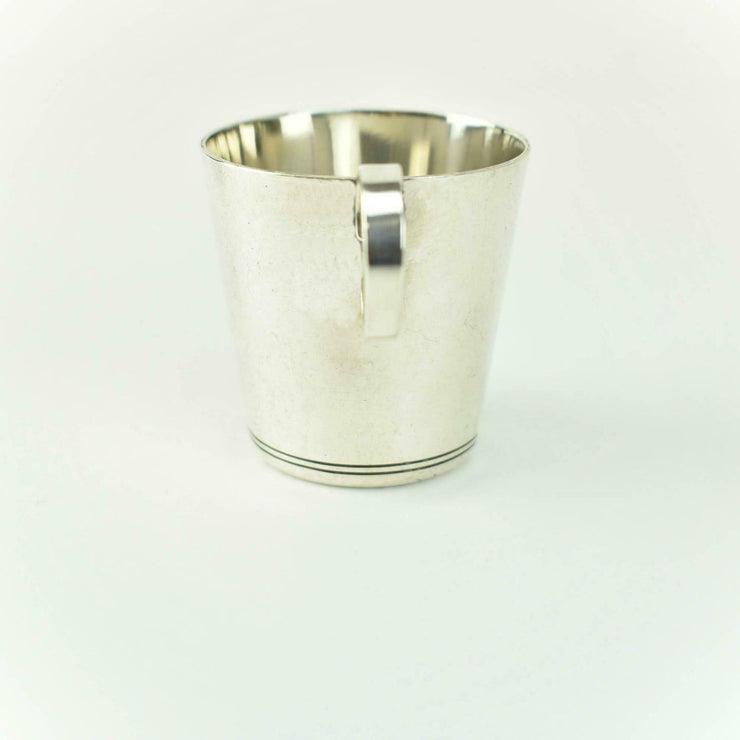 TIFFANY & CO: Solid Sterling Silver 0.925, Baby Cup