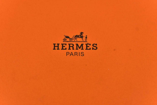 HERMES: Signature Orange & Logo, Large Storage/Gift Box