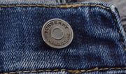 BURBERRY London: Blue, Boot-cut Denim Jeans Sz: 28/6