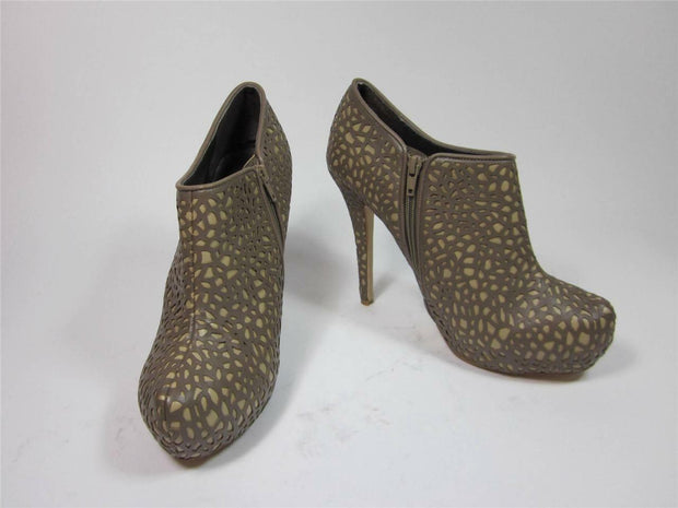 MARCO SANTI: Beige/Taupe, Fashion Heels/Booties Sz: 9.5M