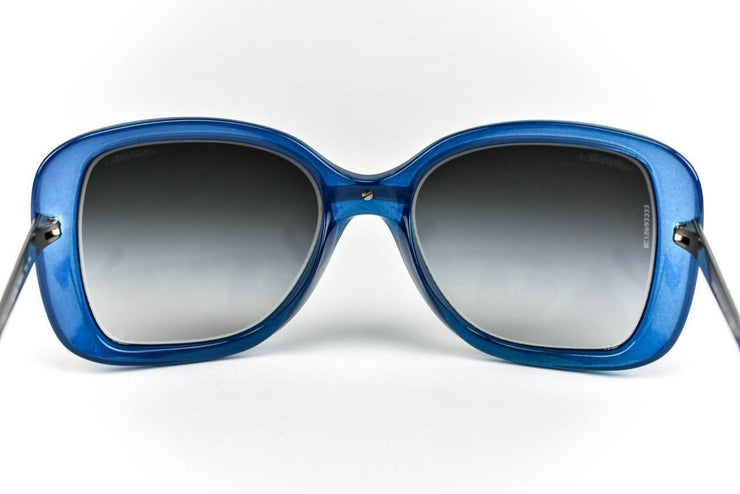 "CHANEL ""Cinema"": Blue & Logo, Sunglasses (oy)"