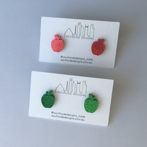 Mini Apple Studs