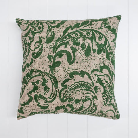 Fresco Printed Cushion Grass
