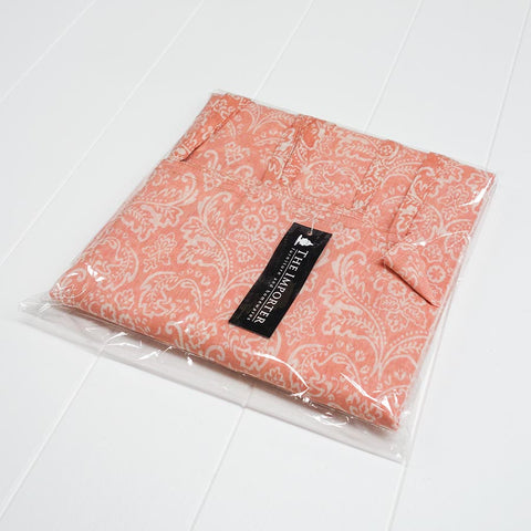 Printed Voile Blush