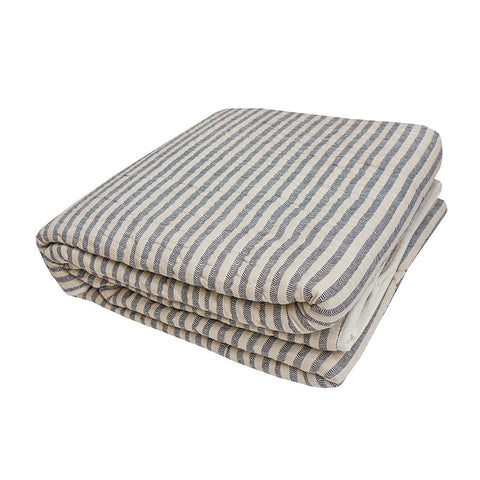 Empire Quilted Bedcover Coal