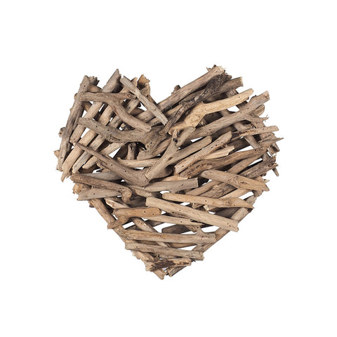 Twig Heart Wall Art