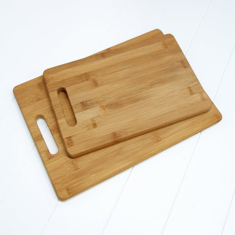 Bamboo Chopping Board 2 Sizes