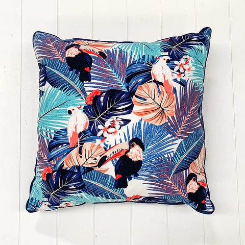 Bluey Peach Cushion