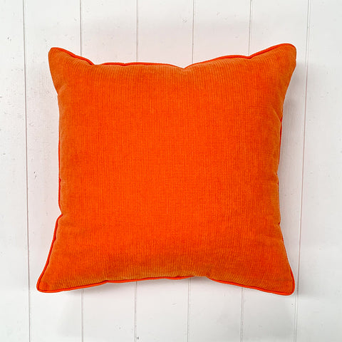 Nover Orange Cushion