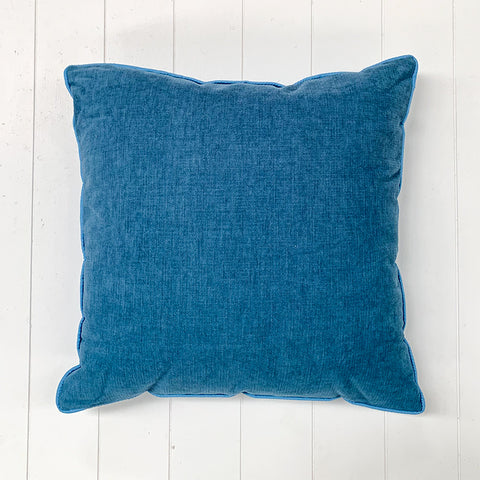 Nover Blue Cushion