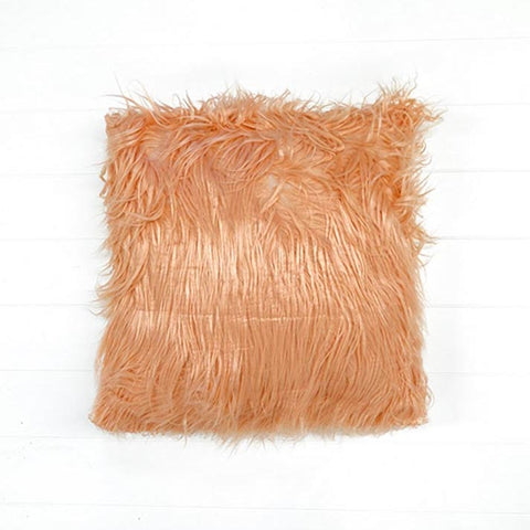Fur Cameo Cushion