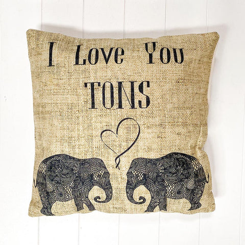 Tons Cushion