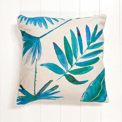 Fiddly Leaf Cushion