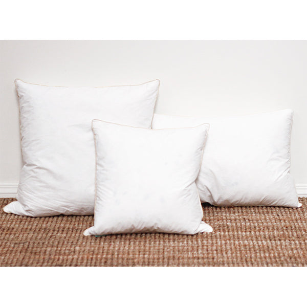 The Importer Duck Down Cushion Inners