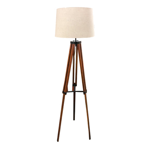 Studio Tall Lamp with Shade