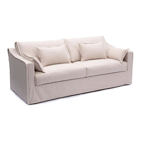 Monet 3 Seater Beige