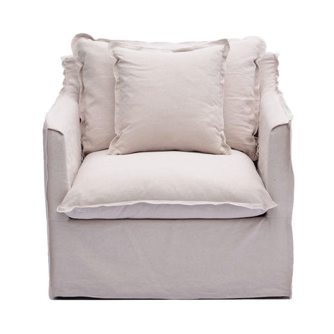 Coco 1 Seater Beige