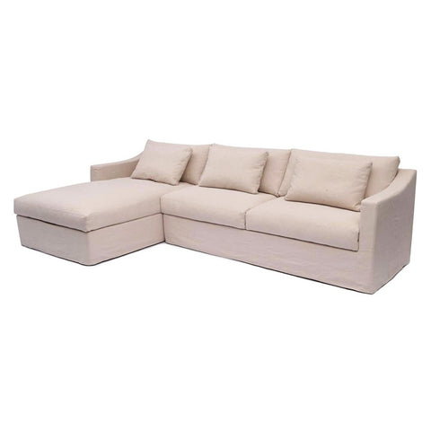 Monet Chaise Suite Beige