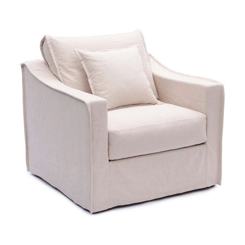 Monet 1 Seater Beige