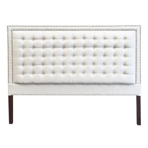 Boston Fabric Headboard Sand